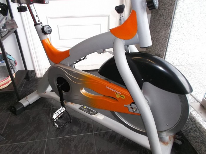 Bicicleta de Spinning Romester en