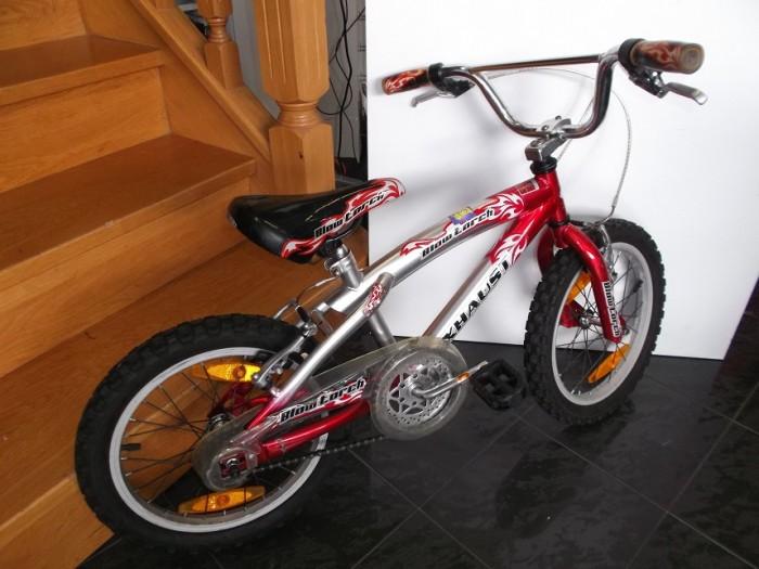 Bicicleta Infantil Exhaust 16