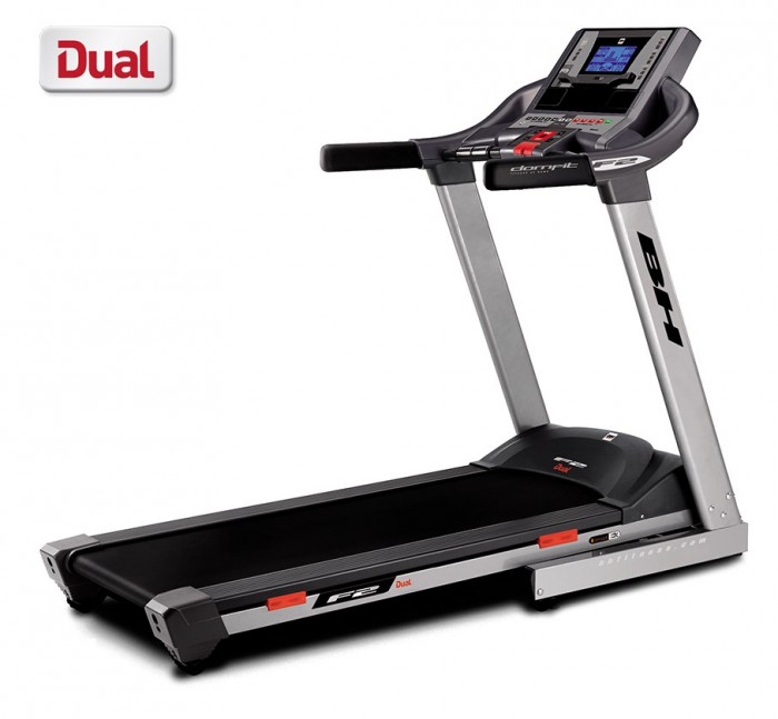 Cinta Correr BH Fitness F2 Dual en