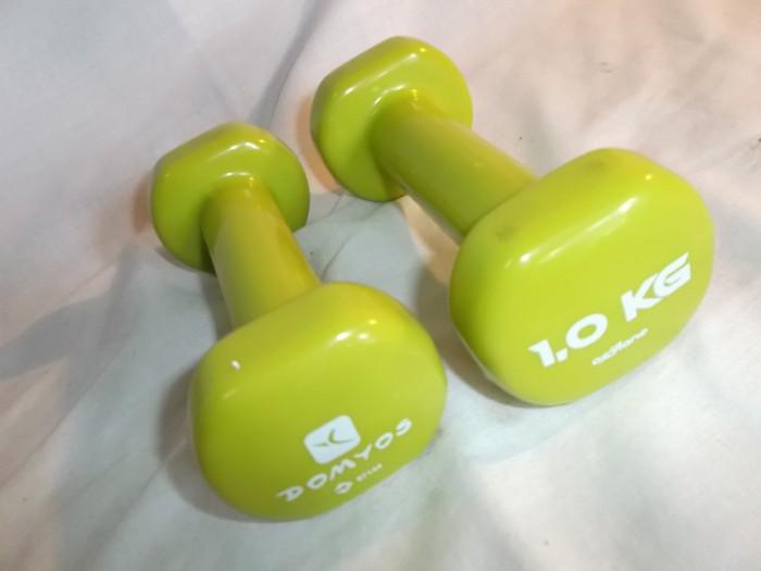 Mancuernas Fitness Domyos de 1Kg en