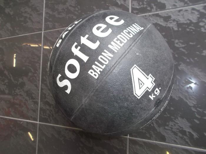 Balon Medicinal Softee 4 kilos en