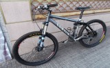 Bicicleta Canyon Nerve XC Doble