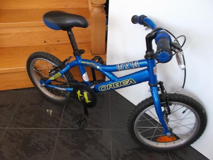 Bicicleta Infantil Orbea MX14 en