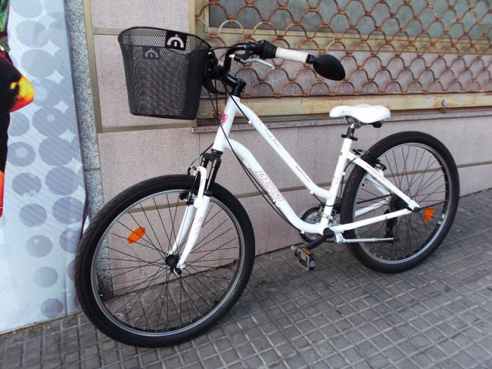 Bicicleta Paseo Berg CrossTown 3.0 en
