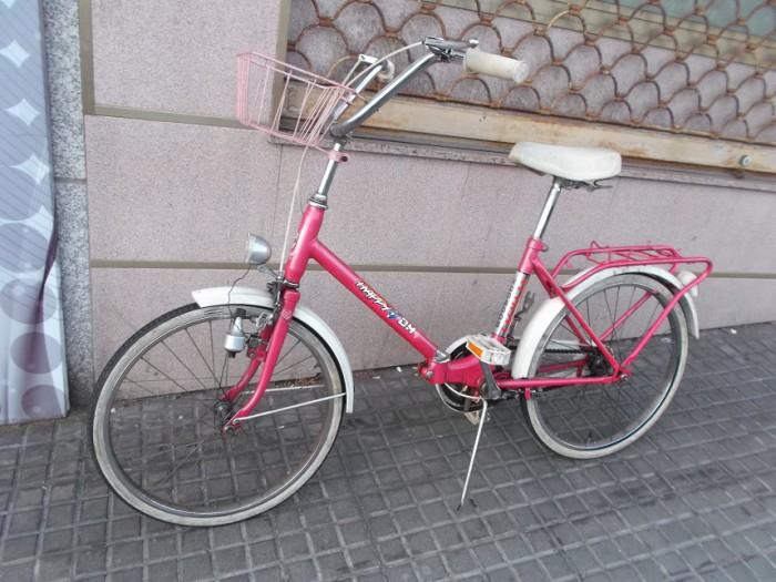 Bicicleta BH Paseo años 70 en