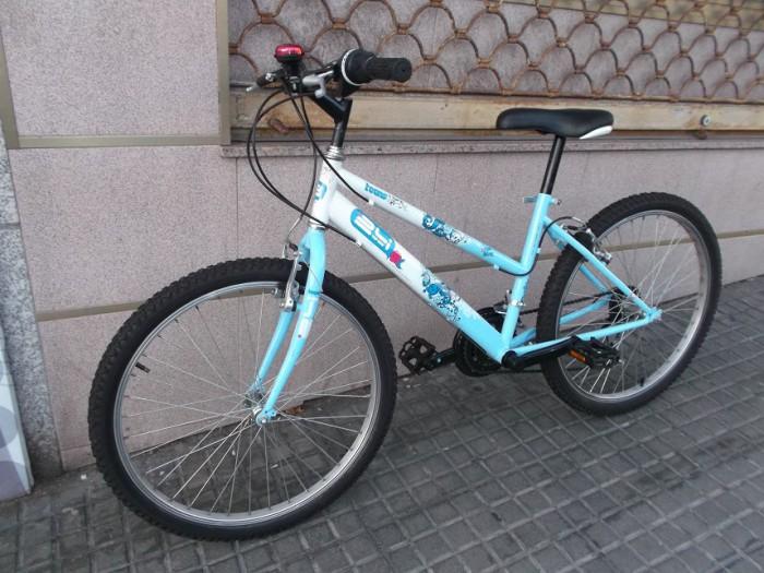 Bicicleta Junior 24 en