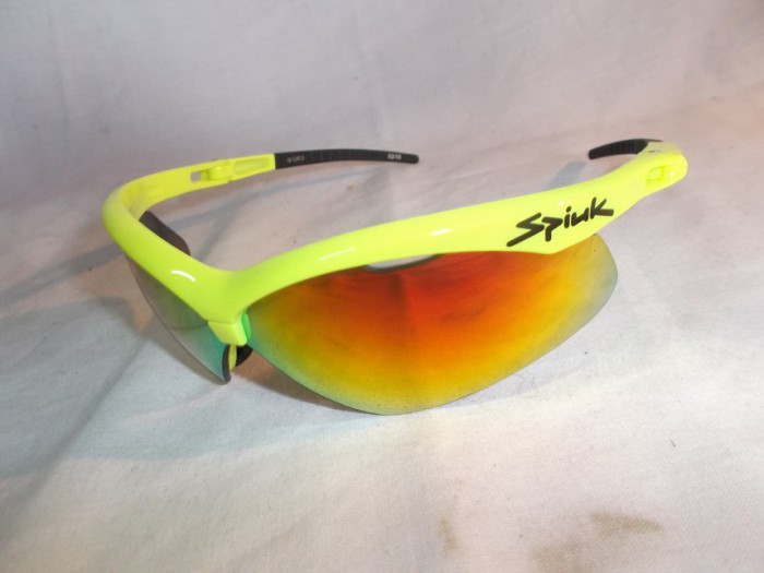 Gafas Ciclismo Spiuk Ventix Verde Fluor en