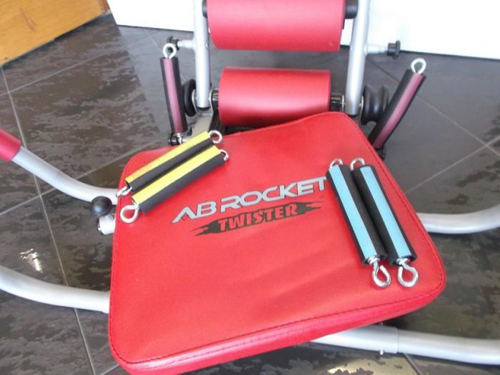 AB Rocket Twister para Abdominales en