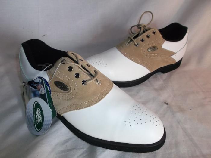 Zapatos Golf Hi-Tec Contessa NUEVOS en