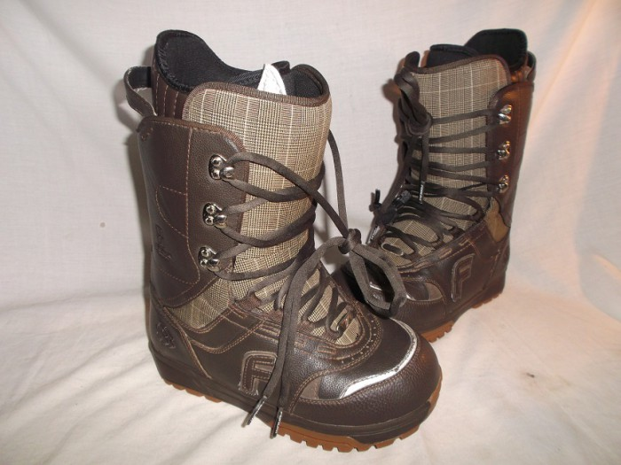 Botas Snowboard Forum Destroyer en