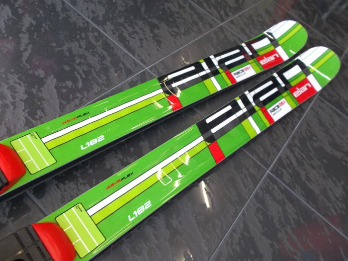 Esquis Elan GSX Race World Cup