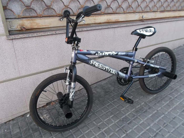 Bicicleta BMX Tijuana Freestyle en