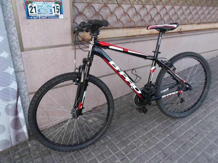 Bicicleta MTB B-Pro M100 en