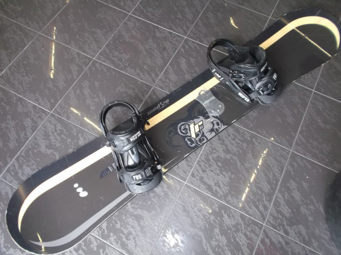 Tabla de Snowboard Wed´ze Fr6 XL en