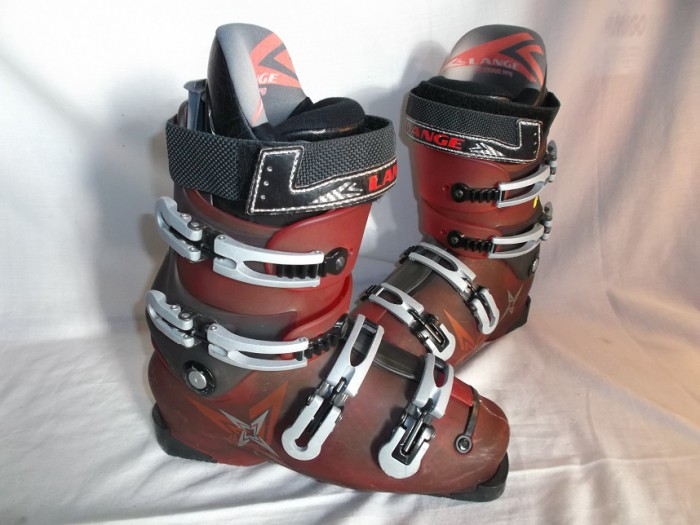 Botas Esqui Lange Comp 100FR en