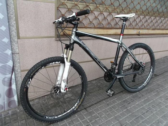 Bicicleta MTB Lapierre ProRace 500 Carbon en