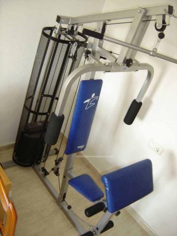 Aparato de Musculación Multiestación TopLife HG-3000 en