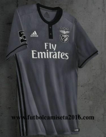 camiseta Benfica 2017,equipacion Benfica 2017 en
