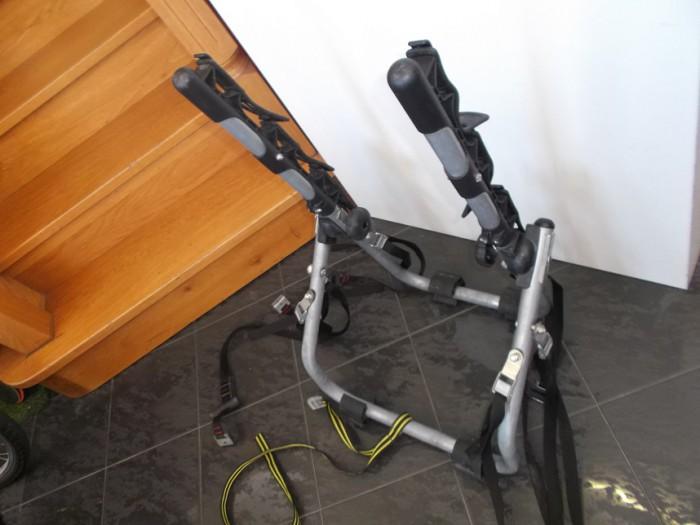 Portabicicletas Verona de Porton para 3 bicis en