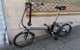 Bicicleta Electrica Plegable Monty EF-38