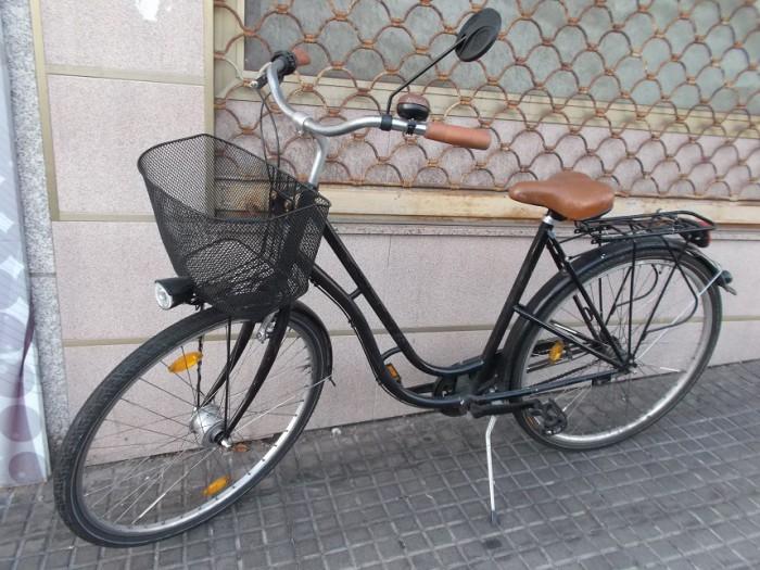 Bicicleta Paseo Holandesa en