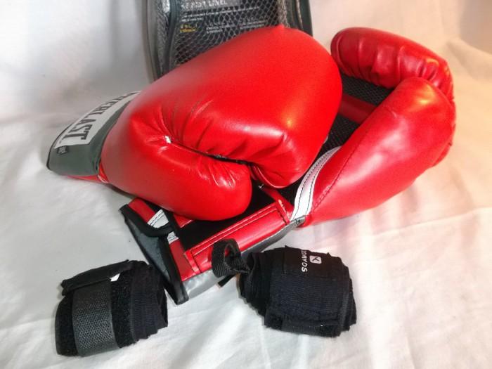 Guantes Boxeo Everlast ProStyle 16 Oz. en