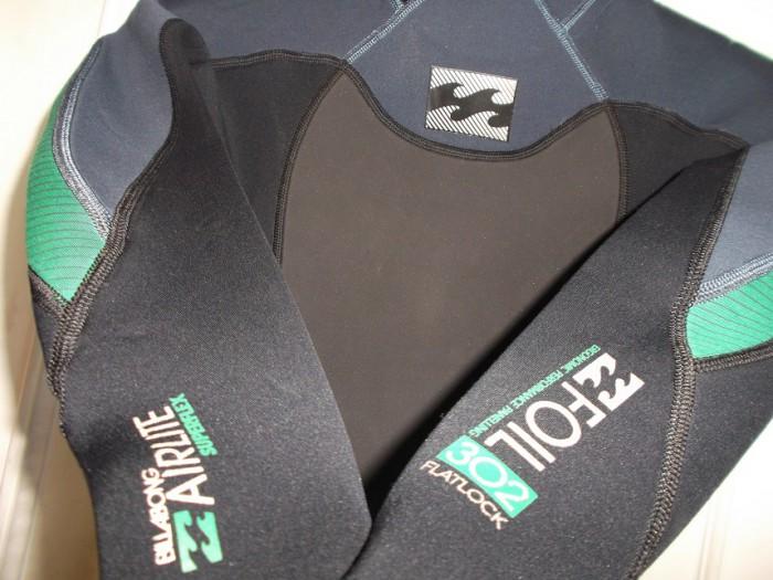 Traje Surf Billabong Foil Talla 10 NUEVO en