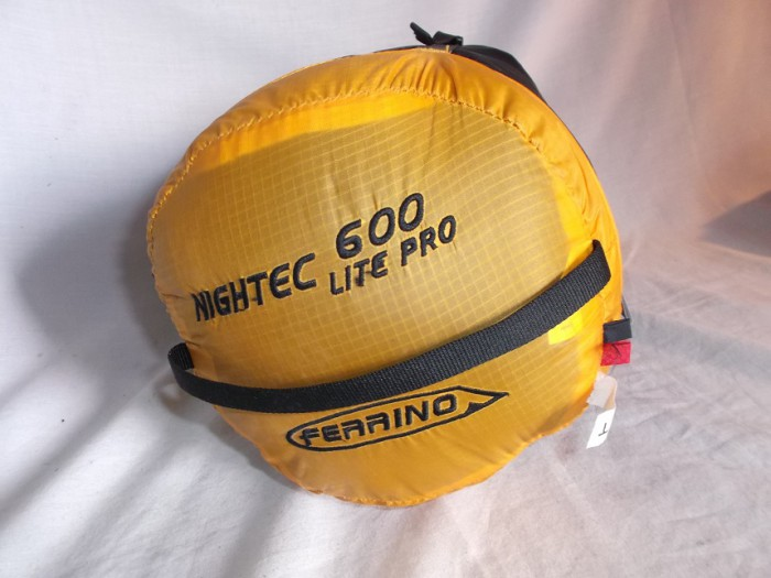 Saco Ferrino Nightec 600 Lite Pro en