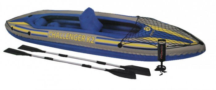 Kayak Hinchable Intex Challenger K2 en