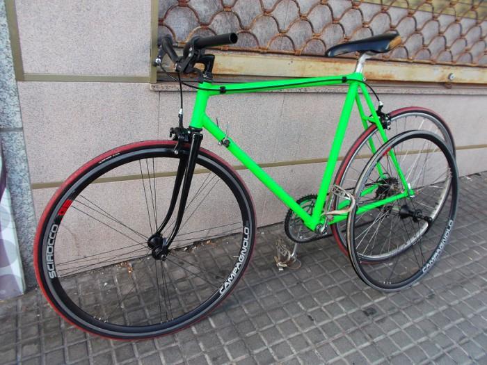 Bicicleta Urbana Fixie en