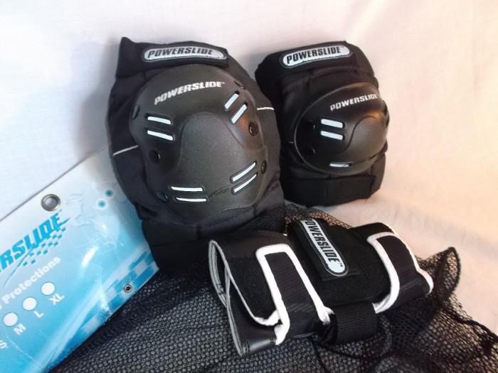 Protecciones Skate PowerSlide XL