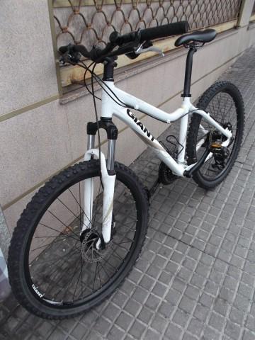 Bicicleta MTB Giant Terrago Disc Chica