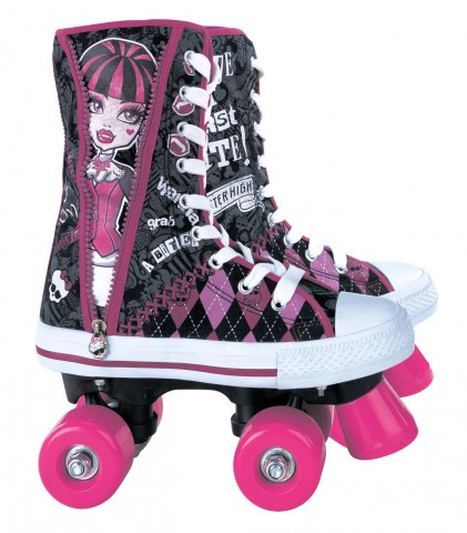 Patines Bota niña Monster High en