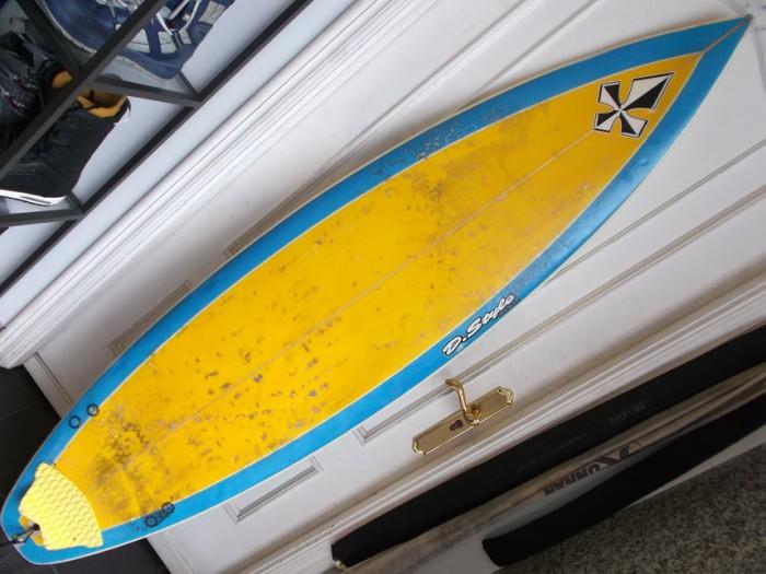 Tabla Surf Dynamic Style Brasil 6' 2