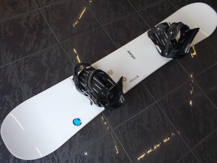 Tabla Snowboard Jeenyus Wedge 157