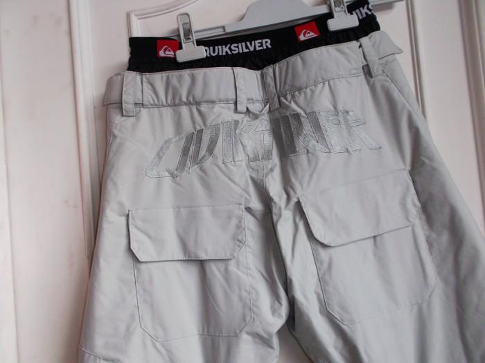 Pantalon Snowboard Esqui Quiksilver NUEVO en