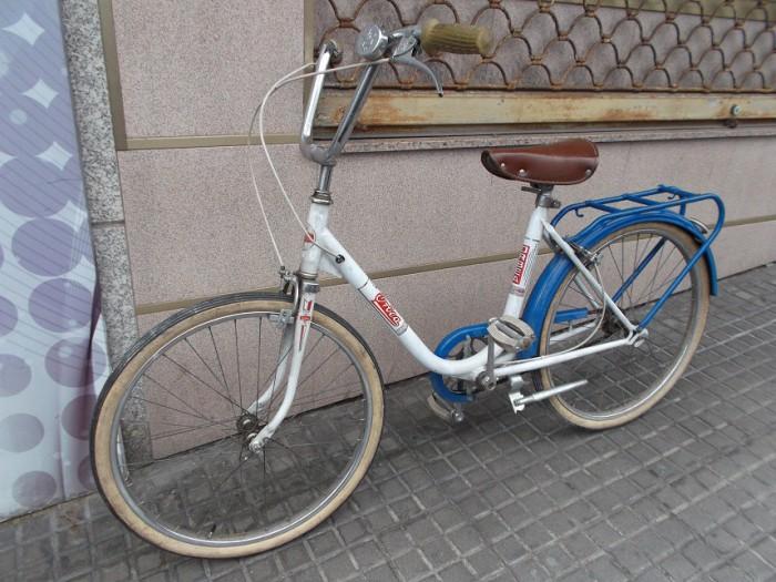 Bicicleta Clasica Orbea años 70 en