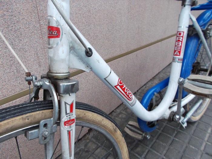 Bicicleta Clasica Orbea años 70