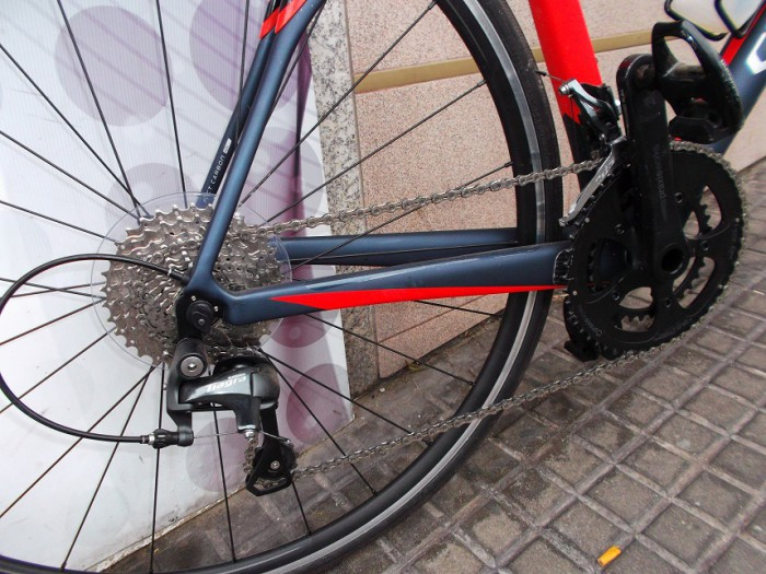 Specialized Roubaix SL4 2017 Gravell