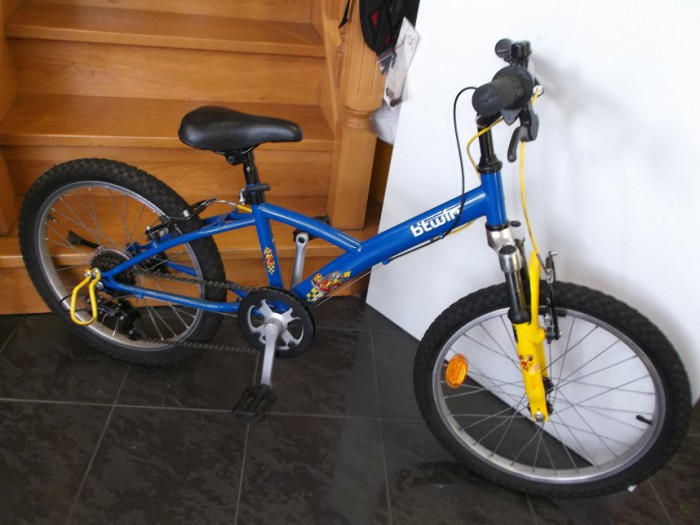 Bicicleta Junior 20