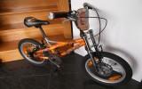 Bicicleta Infantil Harley Davidson