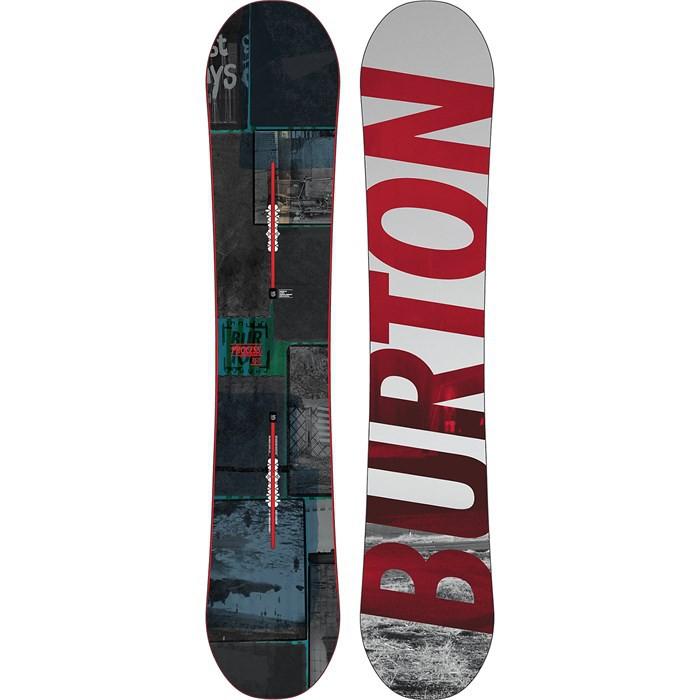 Tabla Snow Burton Process Flying V de 152 en