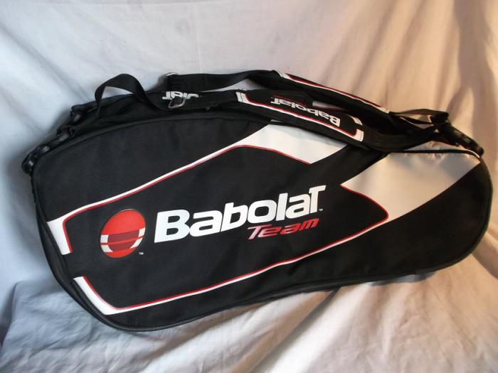 Bolsa Raquetero Babolat Team 6 en