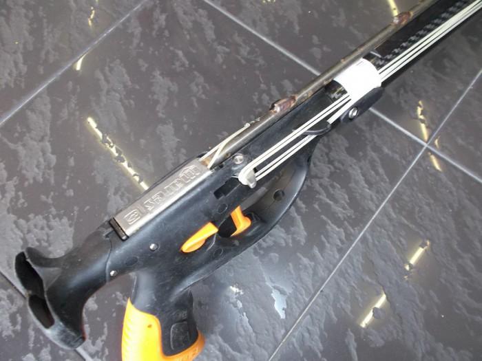 Fusil Mares Viper Pro Carbono 100 en