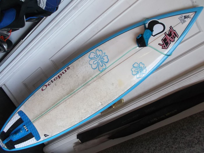 Tabla Surf Epoxi Octopus 6.4 en