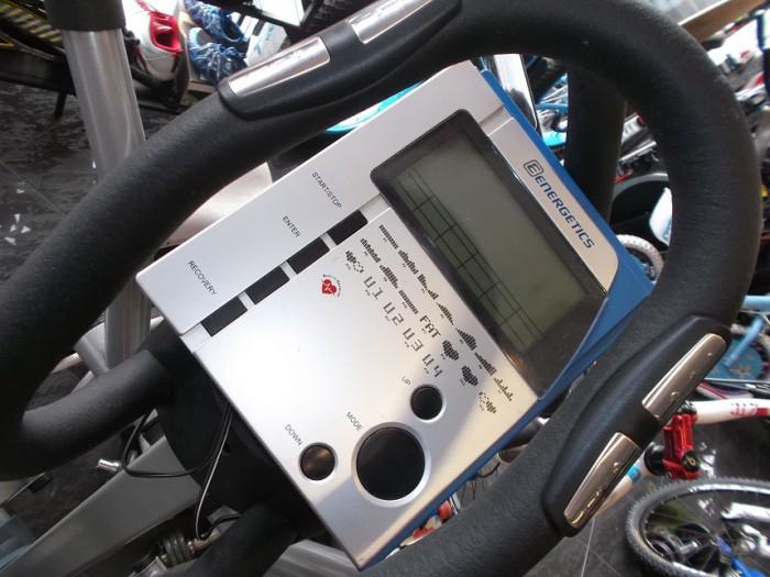 Bicicleta Eliptica ET 7.0 Ergometer en