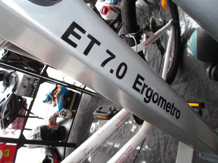 Bicicleta Eliptica ET 7.0 Ergometer