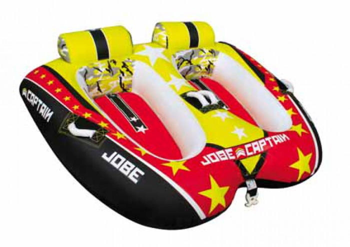 Inflable JOBE Captain 2P Arrastre Lancha en