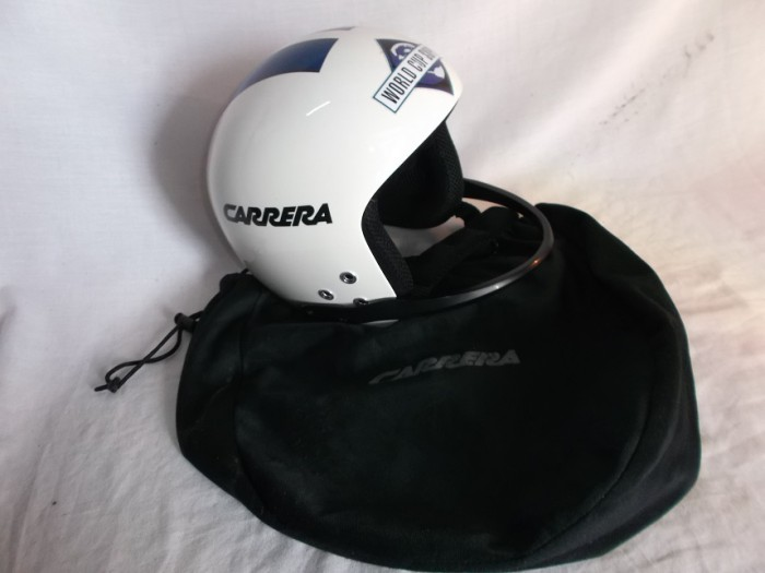 Casco Esqui Carrera World Cup en