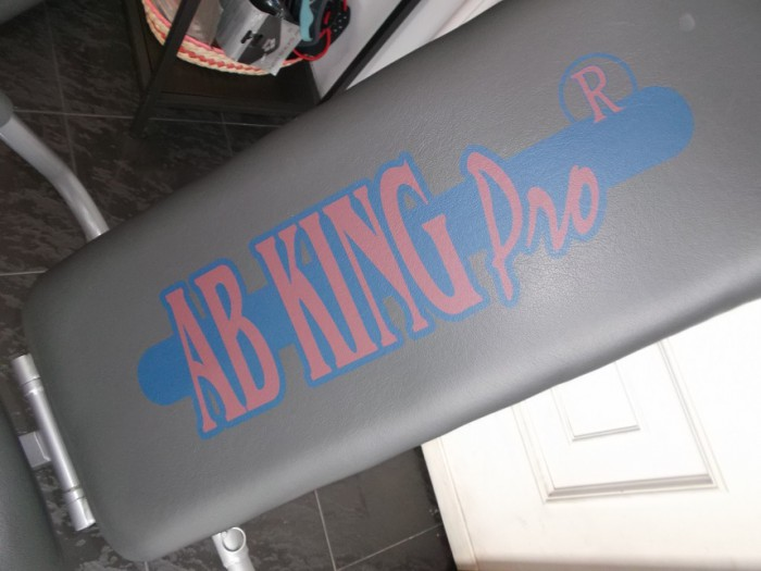 Banco Abdominales AB King Pro